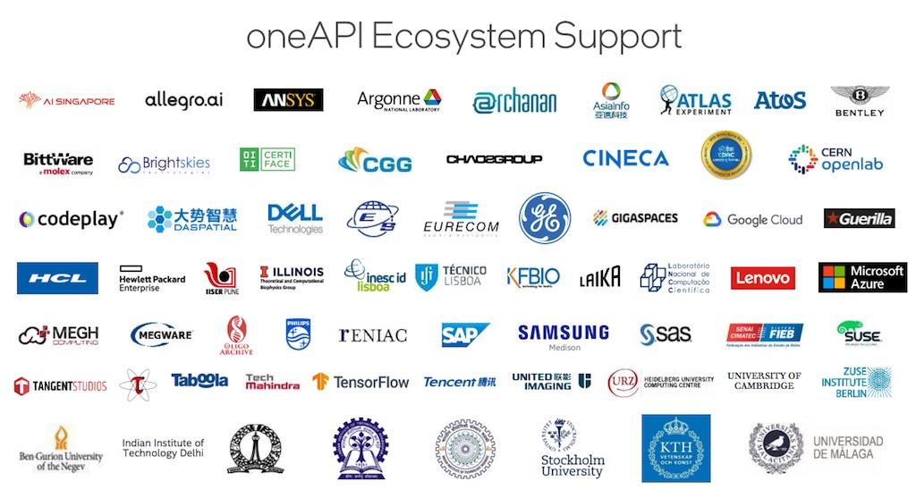 Intel triển khai XPU với oneAPI và Intel Server GPU
