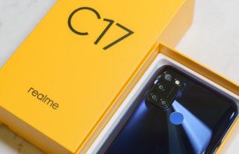 Mở hộp Realme C17: pin 5.000 mAh, sạc nhanh 18W, ra mắt ngày 3/12
