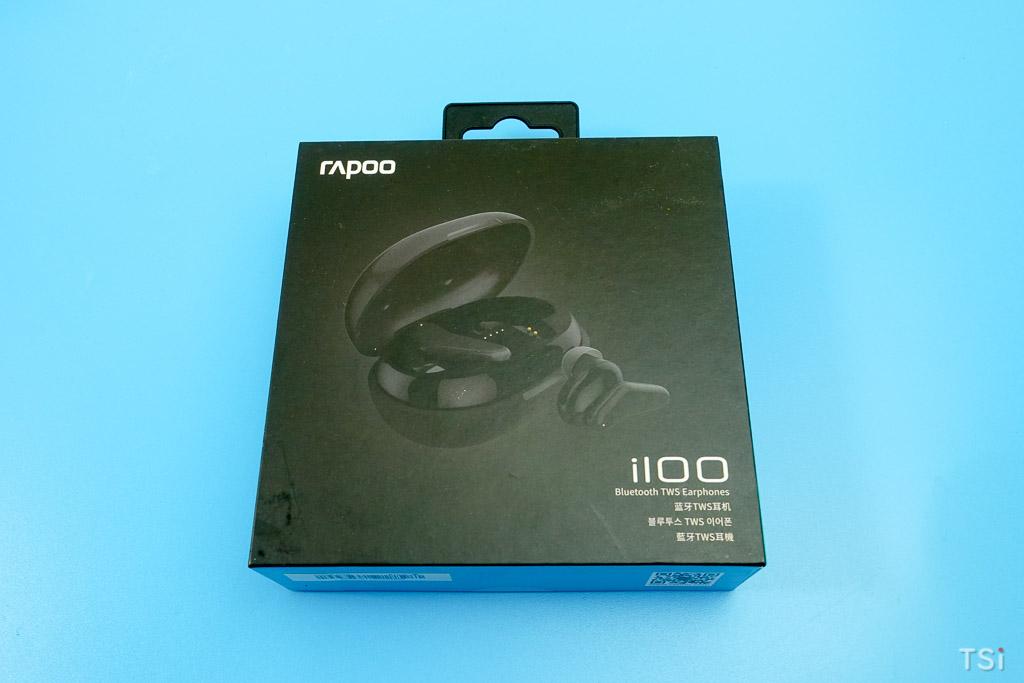 Tai nghe không dây Rapoo I100