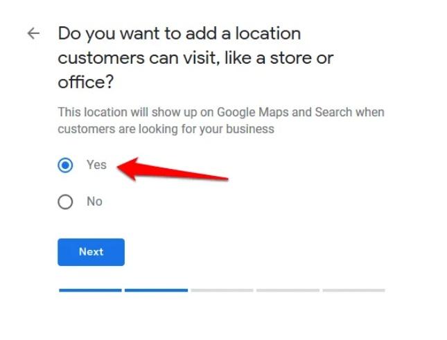 Thêm doanh nghiệp vào Google Maps và Apple Maps