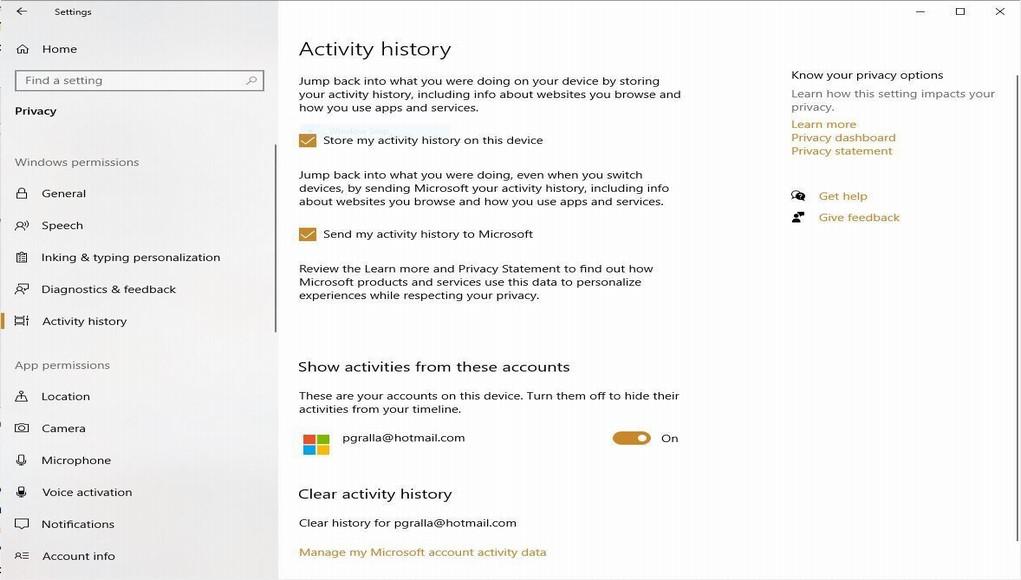Tự bảo vệ quyền riêng tư trên máy tính cá nhân chạy Windows 10