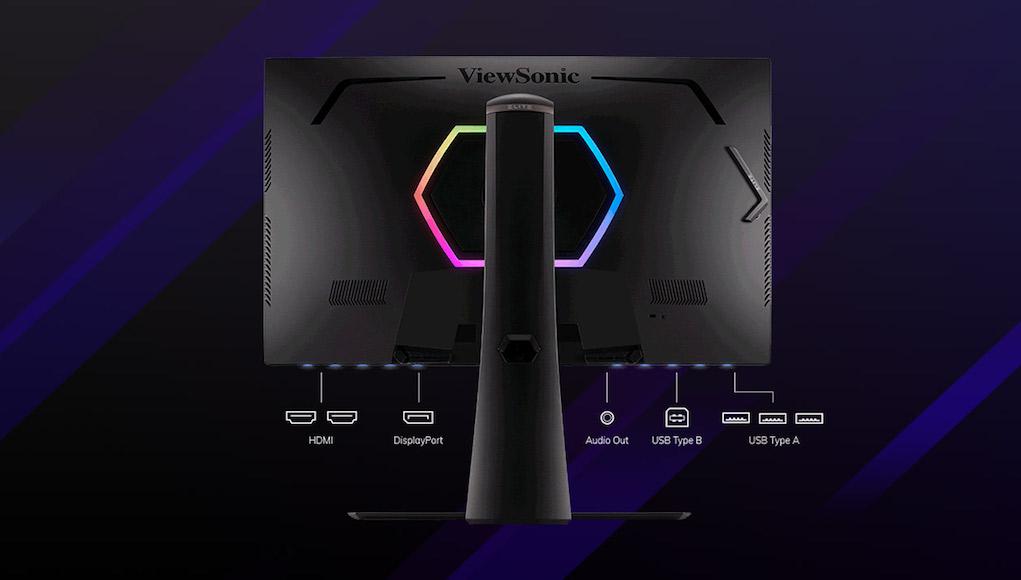 Ra mắt màn hình ViewSonic ELITE XG270Q chuyên gaming