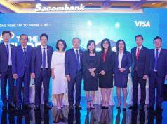 Visa triển khai công nghệ Chấp nhận thanh toán không tiếp xúc bằng smartphone