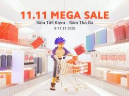 Xiaomi ưu đãi đến 50% nhân ngày lễ Độc thân 11/11