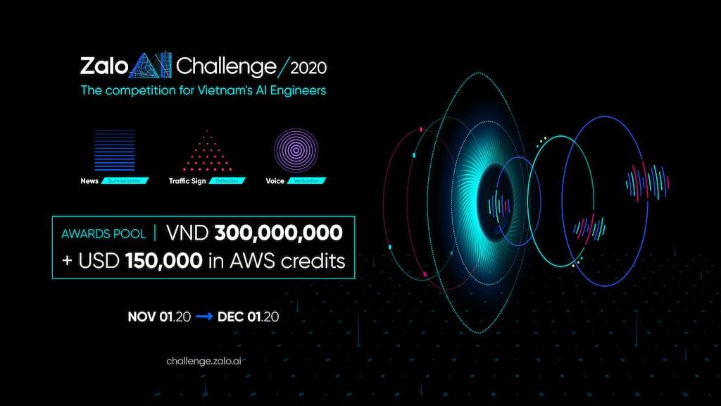 Zalo AI Challenge 2020: Nỗ lực đưa Trí tuệ Nhân tạo vào thực tế cuộc sống