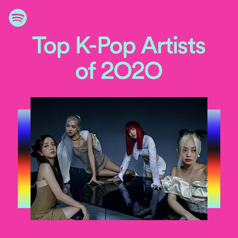 BTS sở hữu hơn 5 tỷ lượt nghe trên Spotify năm 2020