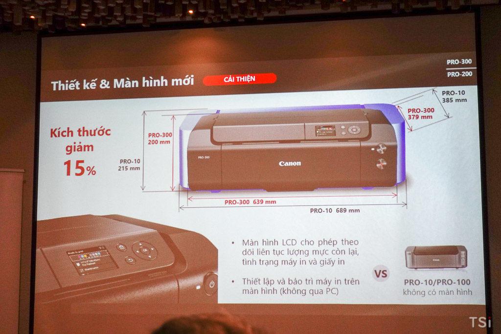 Canon ra mắt loạt máy in G Series và máy in ảnh chuyên nghiệp