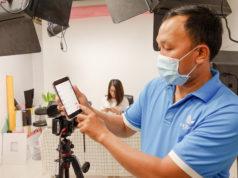 Tìm hiểu công nghệ livestream cùng các nhà bán hàng trên Lazada