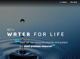 """Dassault Systèmes ra mắt chương trình """"Water for Life"""""""