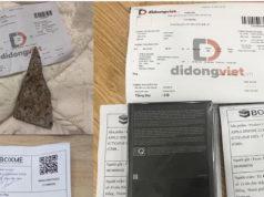 Di Động Việt 'đền' iPhone 12 Pro Max cho khách vì nhận cục đá