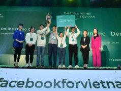 Facebook tổng kết chương trình Developer Circles Vietnam Innovation Challenge