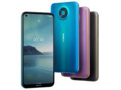 Nokia 3.4 ra mắt: 3 màu, 3 camera sau, giá 3,7 triệu đồng