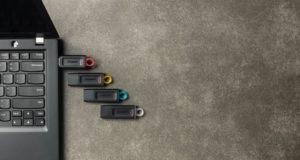Kingston giới thiệu 4 USB DataTraveler Type-A và Type-C mới