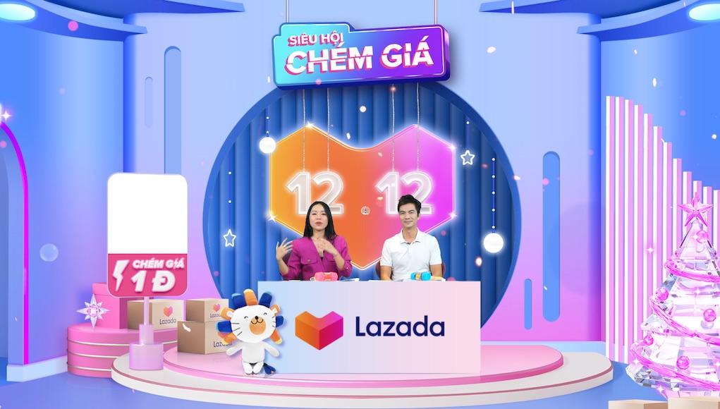 Lễ hội mua sắm 12.12 của Lazada lập nhiều kỷ lục mới