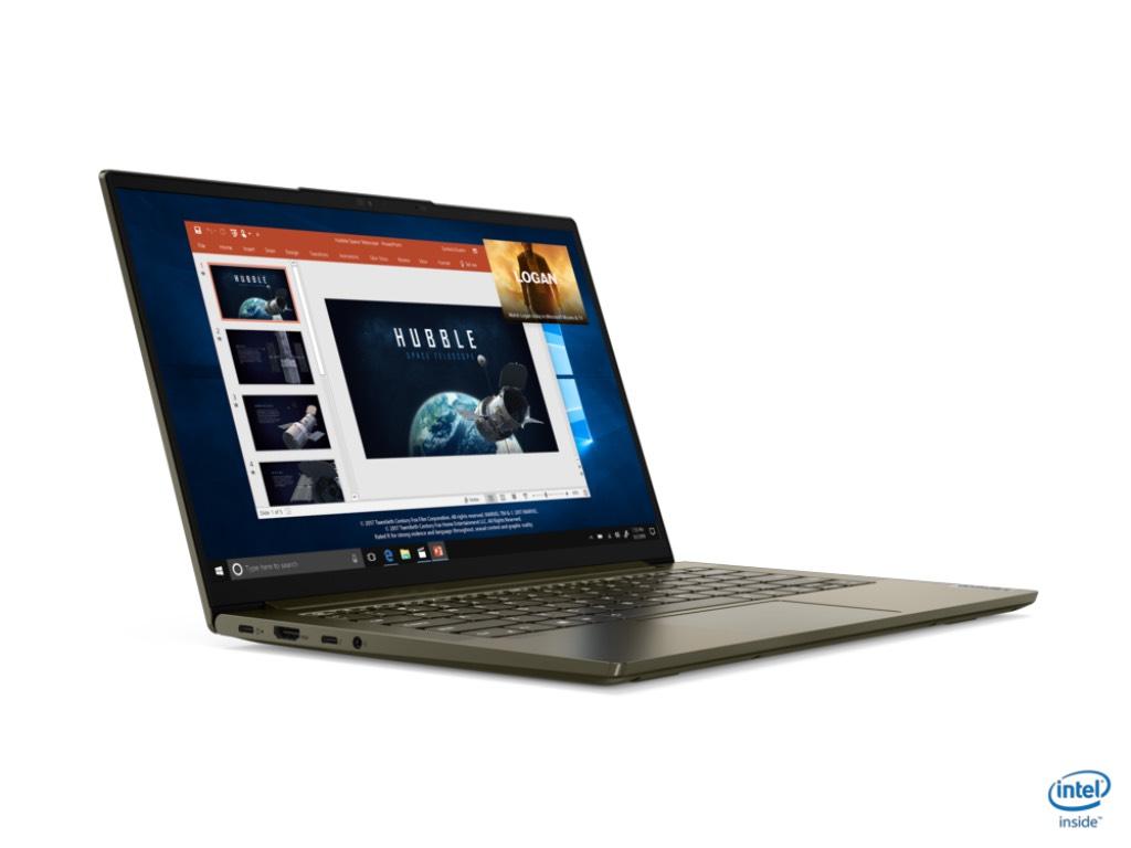 Lenovo Yoga Slim 7i và Yoga Slim 7i Carbon dùng Intel Core Gen 11 ra mắt