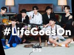 Thử thách #LifeGoesOn của nhóm nhạc Hàn Quốc BTS xác lập kỷ lục trên TikTok