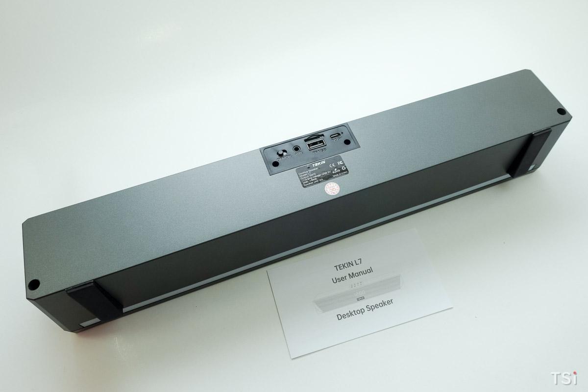 Mở hộp loa Tekin L7, được tặng kèm khi mua OPPO Reno5