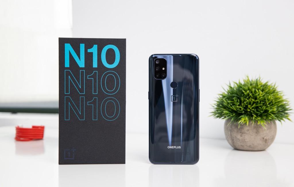 Mở hộp OnePlus Nord N10 5G