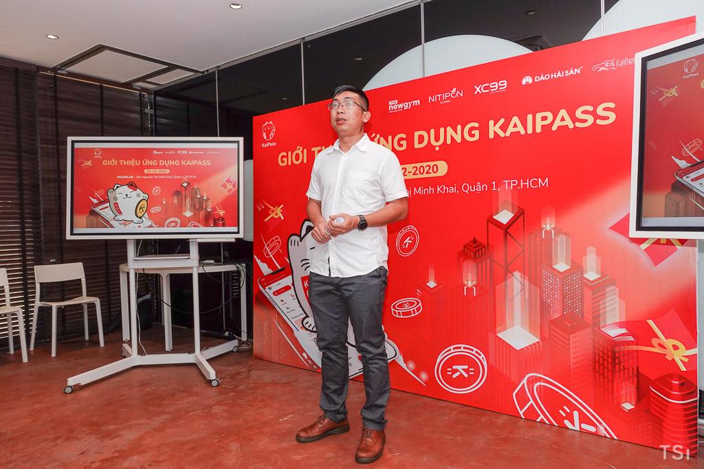 New Retail Technology ra mắt ứng dụng KaiPass giúp kết nối người dùng và nhà bán hàng