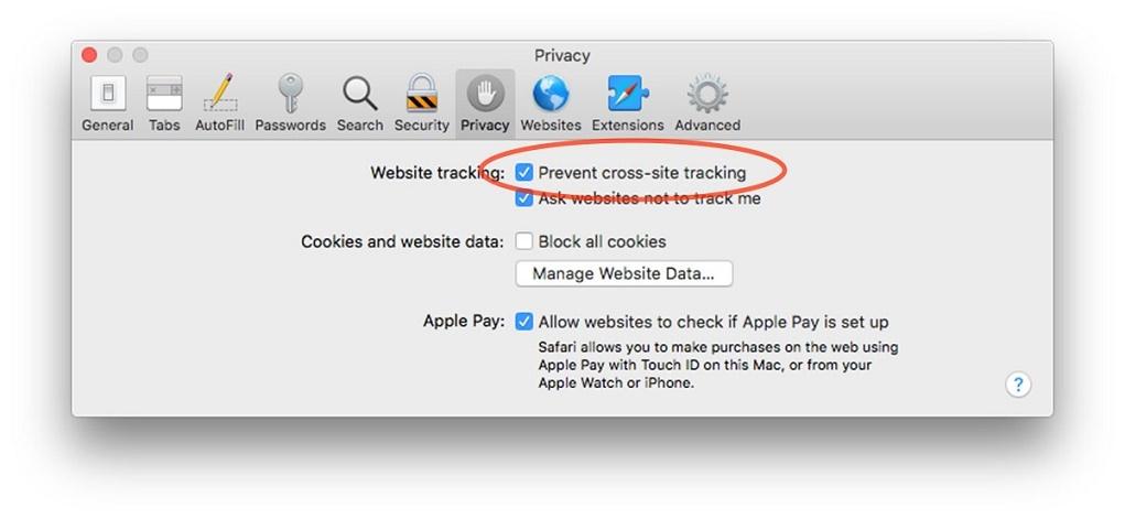 Ngăn các trang web theo dõi bạn trên iOS 14 và Big Sur