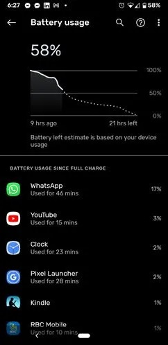 Ngăn ứng dụng Android chạy nền gây tốn nhiều pin