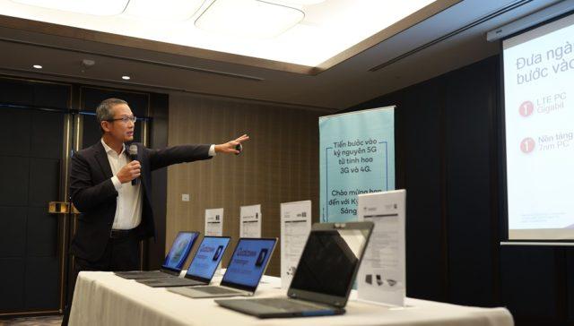 Qualcomm mang nền tảng Snapdragon từ di động vào máy tính cá nhân
