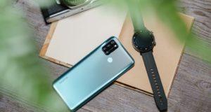 Ra mắt Realme C17 và đồng hồ Realme Watch S, giá 5,3 và 3 triệu đồng