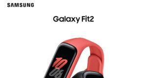 Samsung Galaxy Fit2 ra mắt, giá 1,1 triệu đồng