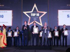 Samsung vào top 10 doanh nghiệp cung cấp chuyển đổi số hàng đầu Việt Nam 2020