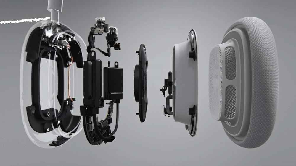 AirPods Max: tai nghe trùm đầu không dây đầu tiên của Apple, giá 549 USD