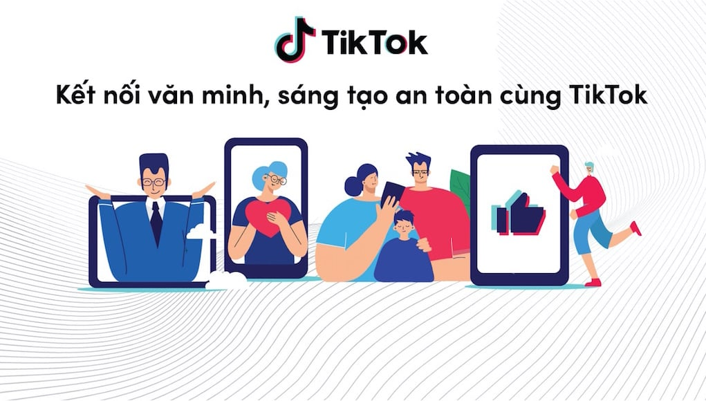 TikTok tham gia triển lãm Quốc tế Ngày An toàn thông tin Việt Nam 2020