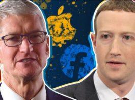 Tim Cook đáp trả công kích của Facebook