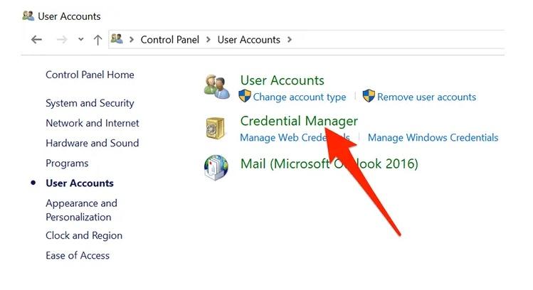 Tìm lại mật khẩu Wi-Fi và các loại mật khẩu đã lưu hoặc ẩn trong Windows 10