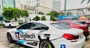 Trải nghiệm đua xe với bộ vô lăng giả lập G29 của Logitech G tại sự kiện BimmerFest 2020