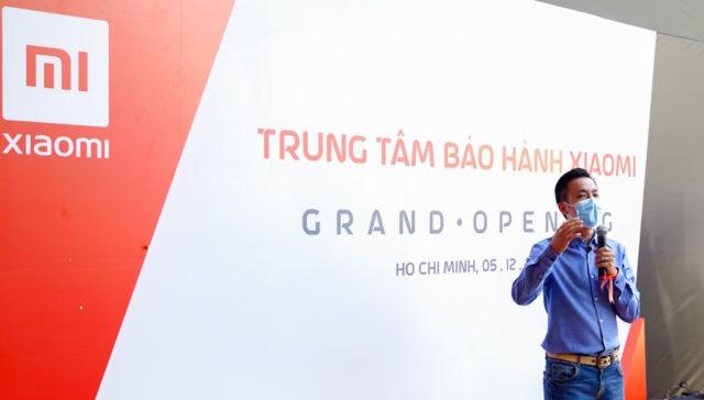 Xiaomi có Trung tâm Bảo hành đầu tiên tại Việt Nam