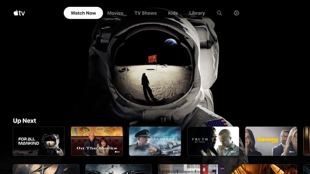 Sony tích hợp ứng dụng Apple TV trên một số Smart TV