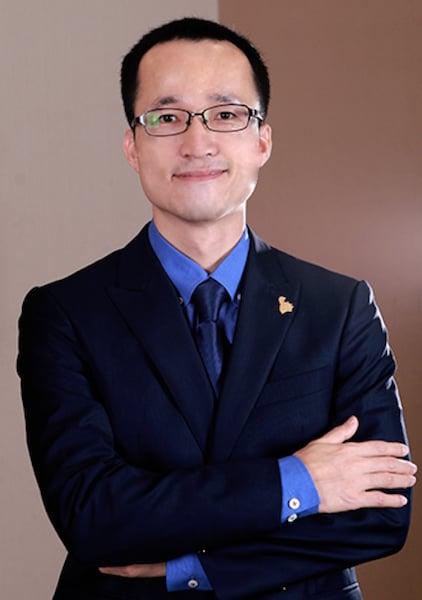 Ông Đỗ Quang Thuận (Phó Tổng Giám đốc cấp cao, phụ trách Đơn vị Kinh doanh Dịch vụ Tài chính)