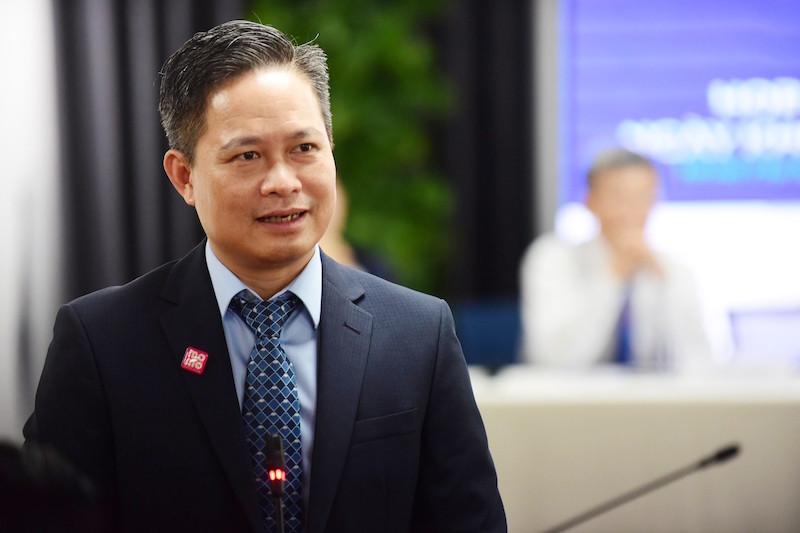 Ông Nguyễn Bá Diệp (Đồng Sáng Lập & Phó Chủ Tịch)