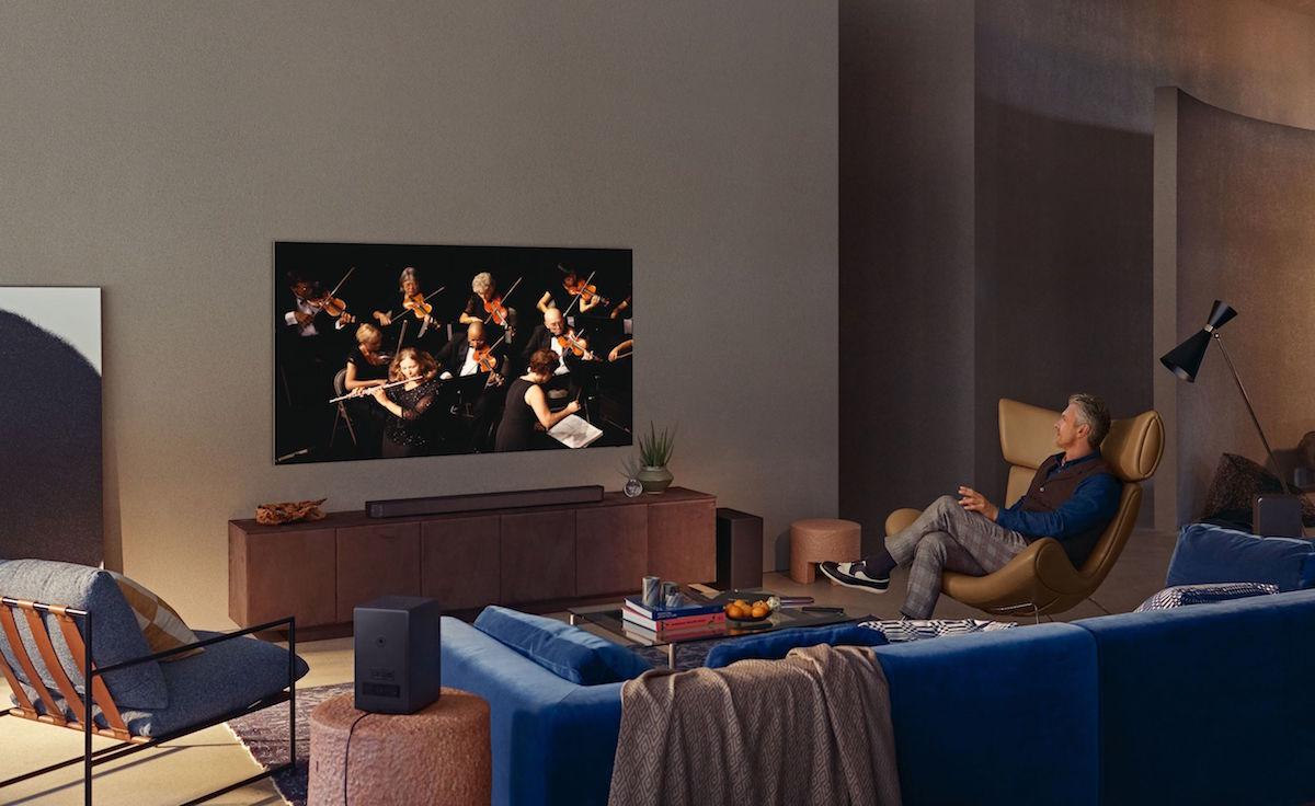 Samsung công bố Neo QLED, MICRO LED, Lifestyle TV thuộc dòng sản phẩm 2021