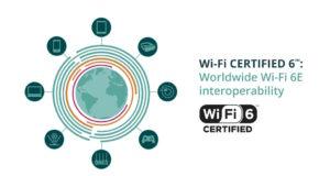 MediaTek được chọn thử nghiệm Wi-Fi 6E của Liên minh Wi-Fi Alliance
