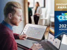 Màn hình di động cảm ứng ViewSonic TD1655 giành giải thưởng CES 2021