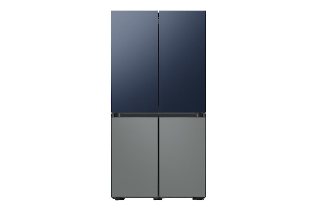 Samsung ra mắt dòng tủ lạnh Bespoke tùy chỉnh cho nhà bếp hiện đại