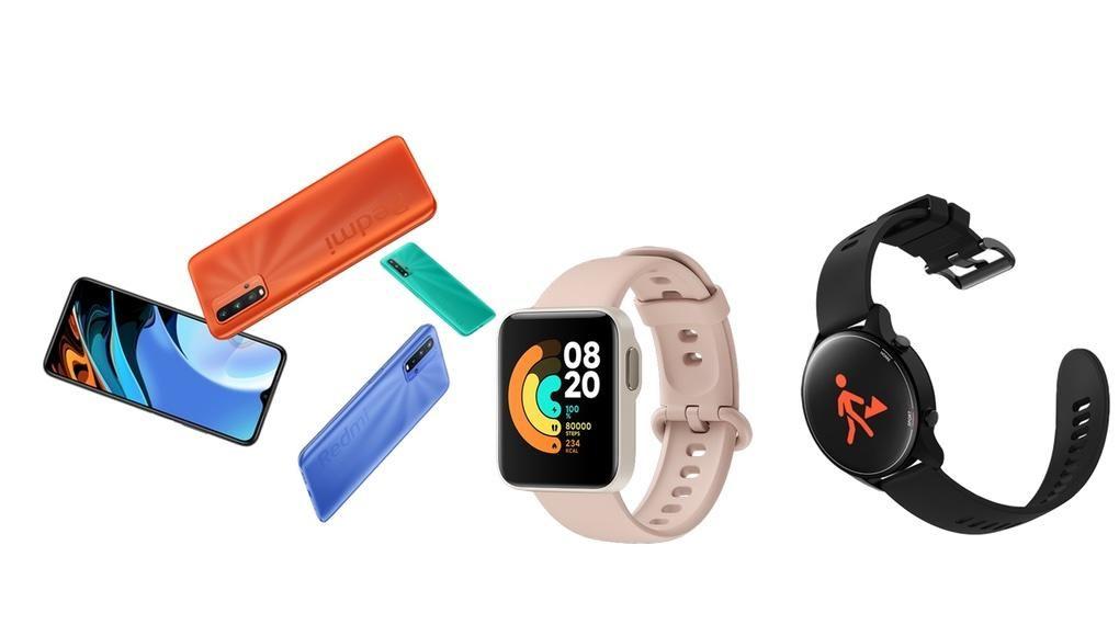 Xiaomi Redmi 9T, Mi Watch và Mi Watch Lite ra mắt tại Việt Nam
