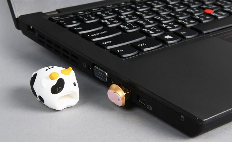 Kingston giới thiệu USB Mini Cow phiên bản giới hạn 2021 tại Việt Nam