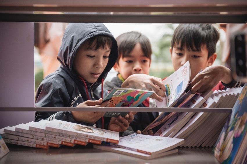 Hơn 20.000 cuốn sách đã đến tay học sinh tỉnh Quảng Trị