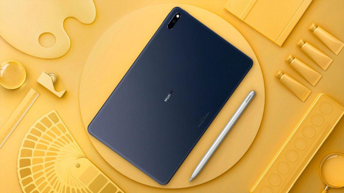 Huawei lên kệ hai máy tính bảng MatePad và MatePad T10s