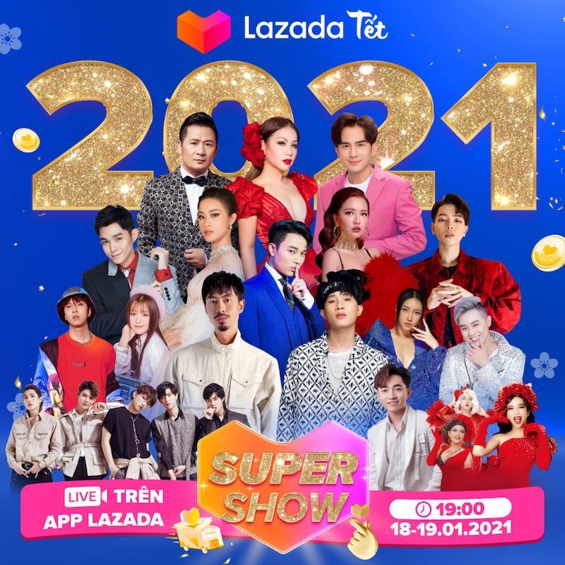 Lazada tung hàng triệu ưu đãi cho mùa mua sắm Tết