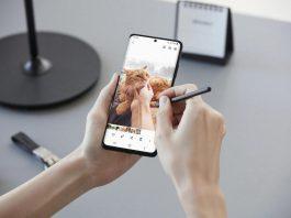 Bút S Pen với công nghệ từ Wacom xuất hiện lần đầu trên dòng Galaxy S