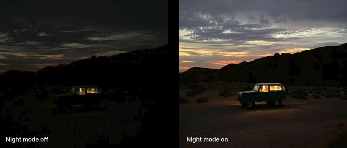 Chế độ chụp ảnh ban đêm hoạt động trên smartphone như thế nào?