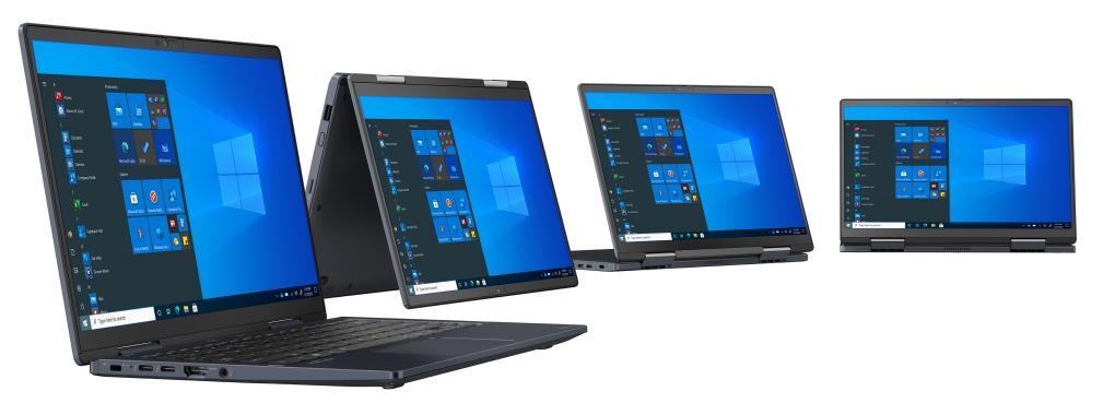 Dynabook Portégé X30W-J: máy tính xách tay chuyển đổi 13 inch nhẹ nhất thế giới